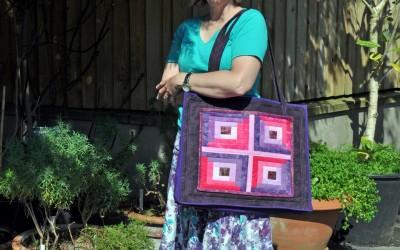 Katie's Logcabin bag