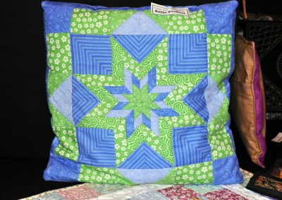 Antje's Lonestar cushion