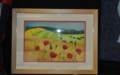 4. Hazel poppy landscape