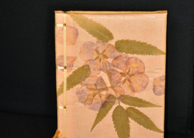 Hazel's fresh flower bookcover