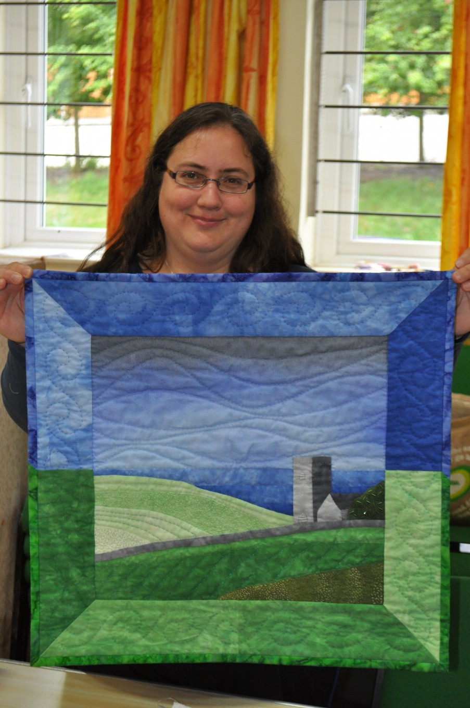 Janet B. landscape