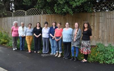 2012 C&G (Bristol) Belinda, Angela, Helen, Andrea, Ruth, Sandy, Sue, Tammy, Karen, Lynne