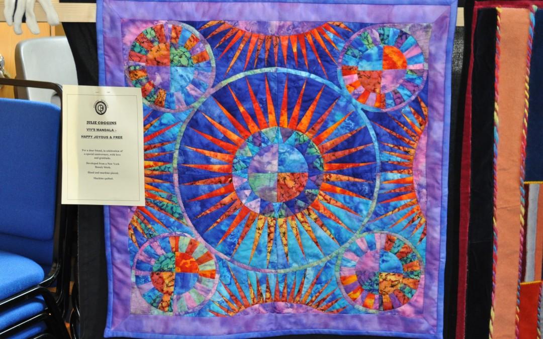 Julie C. 'Viv's Mandala'