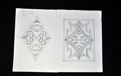 Designs from the Folk Culture board