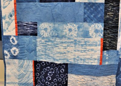6. SUE N. Final Quilt - Bedtime Blues 2