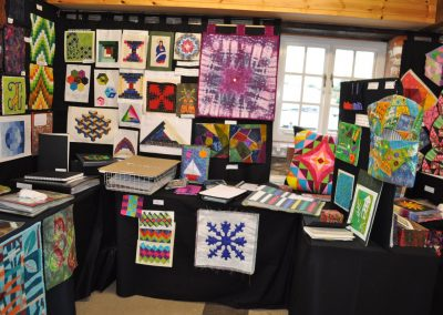 2015 Exhibition at Midsomer Quilting 11.