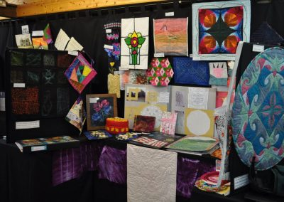 2015 Exhibition at Midsomer Quilting 2.