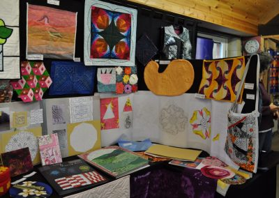 2015 Exhibition at Midsomer Quilting 3.