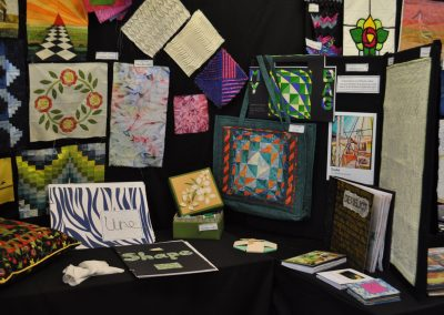 2015 Exhibition at Midsomer Quilting 4.
