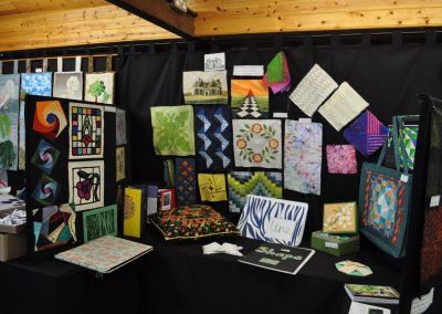 2015 Exhibition at Midsomer Quilting 5.