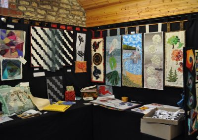 2015 Exhibition at Midsomer Quilting 6.