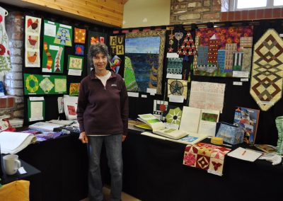 2015 Exhibition at Midsomer Quilting 7.