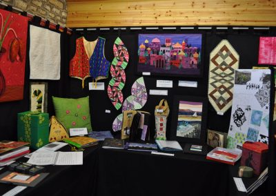 2015 Exhibition at Midsomer Quilting 9.