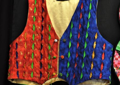2a. Helen C. Completed waistcoat 4