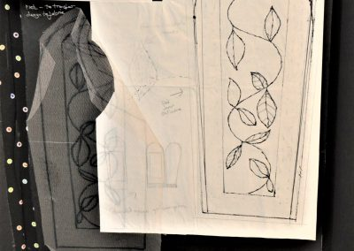 2b. Caroline L. Designs for Kantha & Banjara panels