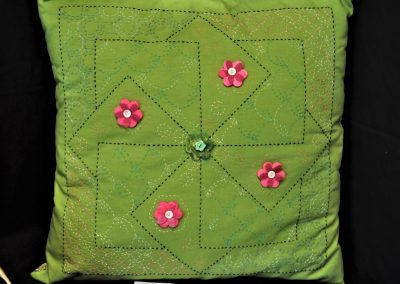 4c. Helen C. Completed cushion