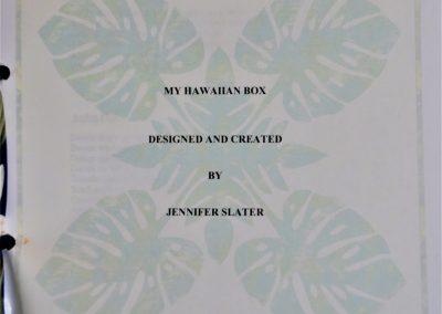 8. Jenny S. Box Assessment