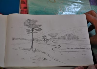 Amanda R. 47. Form 1st topic landscape