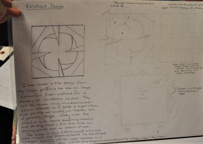 Barbara F. 36. Shape portfolio examples